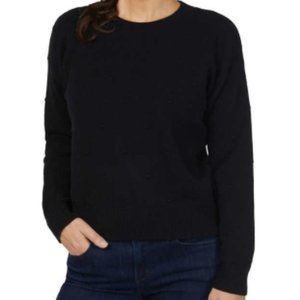 Kendall + Kylie Women's Crew Neck Sweater